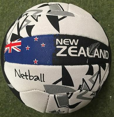 Spartan New Zealand Netball, Size 5
