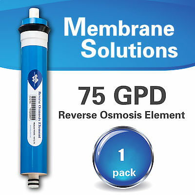 75GPD Membrane Solutions Reverse Osmosis RO Membrane Replacement Filter 1812A 75