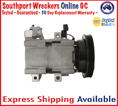 Hyundai Lantra Air Conditioning Compressor J1 1.8L G4CN 1992 - 1995