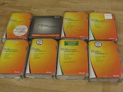 Microsoft software Lot Office 2007 home & student Professional Server