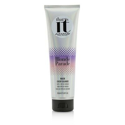 AlfaParf That's It Blonde Parade Mask (For Every Blonde) 150ml Hair Mask