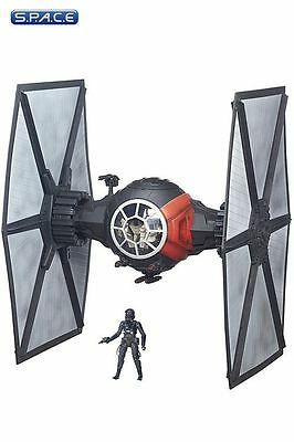 "6"" First Order Special Forces TIE Fighter - The Black Series 2015 Star Wars"