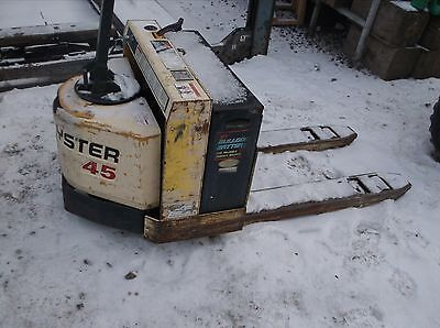 Electric Pallet Jack  Hyster 45