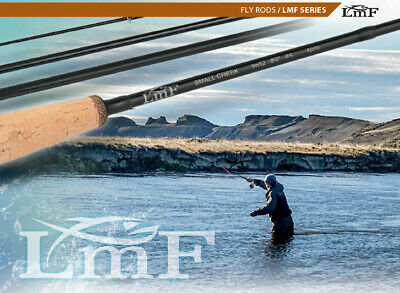 Loomis and Franklin Nymph fly rods 10 foot  2 wt and 9 foot 6 2 wt    with tube
