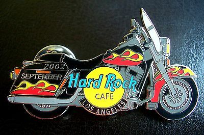 HRC Hard Rock Cafe Los Angeles Harley Davidson Anniversary 2002 LE500