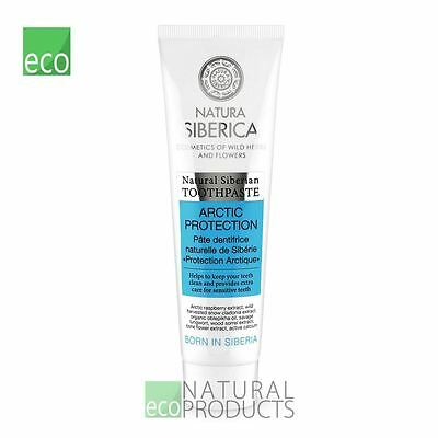 Natura Siberica Natural Siberian Toothpaste Arctic Protection 100g
