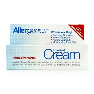 Optima Allergenics Emollient Cream (50ml)