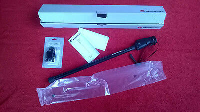 [NEW] Manfrotto Auto Monopod 3245 + 234RC quick release head Bogen AWESOME Cond.