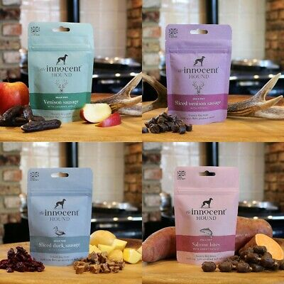 The Innocent Hound Luxury Treats for Dogs Natural Hypoallergenic