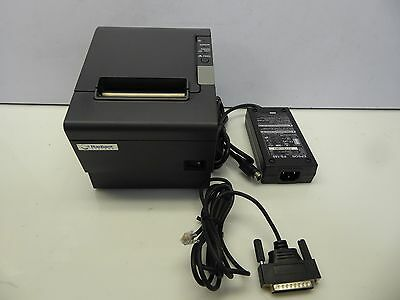 Epson TM-T88IV M129H Point of Sale Thermal Printer Parallel