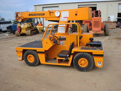 2002 Broderson Ic35-2C Carry Deck Crane