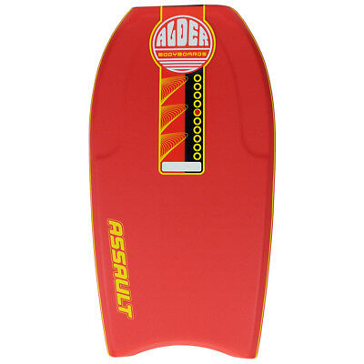 "Alder Assault 44"" Bodyboard - great bodyboard for larger surfers"