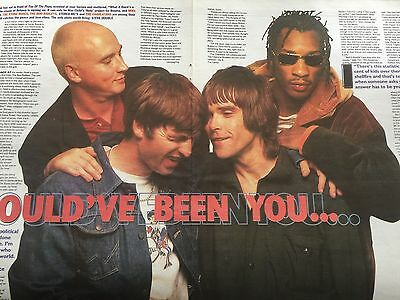 Stone Roses / Charlatans / Noel Gallagher / Boo Radleys # Project Bosnia Article