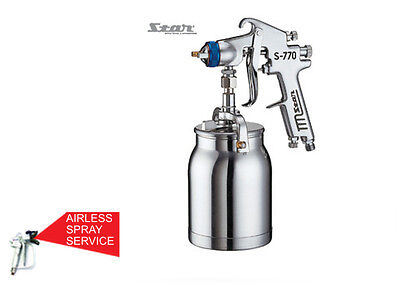 Star S-770 Suction Spray Gun *genuine* 6 Sizes Available
