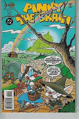 Pinky And The Brain - 004 - DC - October 1996