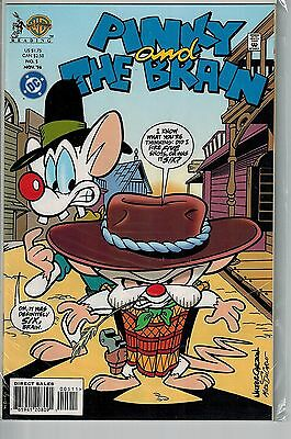 Pinky And The Brain - 005 - DC - November 1996
