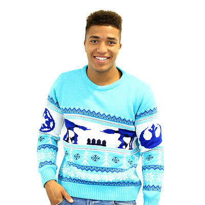 Official AT-AT Star Wars Christmas Jumper / Sweater