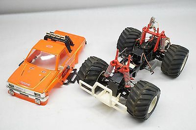 Kyosho 1819 Optima Mid Big Brute Boss résistance Set New Old Stock