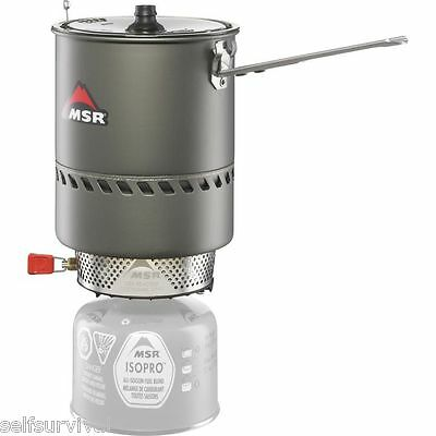 MSR Reactor 1.7L Stove System All Condition Stove System  New in a Box