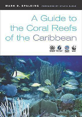 A Guide to the Coral Reefs of the Caribbean-ExLibrary