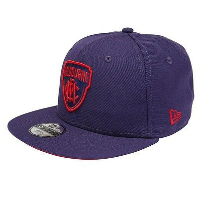 New Era MELBOURNE DEMONS KIDS 9FIFTY HOME CLASSIC CAP Raised Embroidered Logo