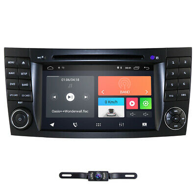 """7"""" Android 5.1 Car DVD Player GPS Radio Stereo for Mercedes Benz E W211 CLS W219"""