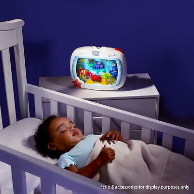 Baby Room Sleep Einstein Sea Dreams Soother Crib Toy Sound Music free shipping