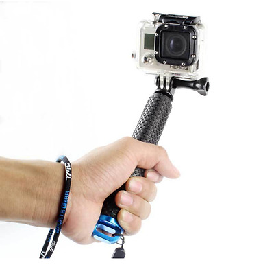 New Waterproof Monopod Handheld Diving Selfie Stick Pole for GoPro Hero SJ4000 K