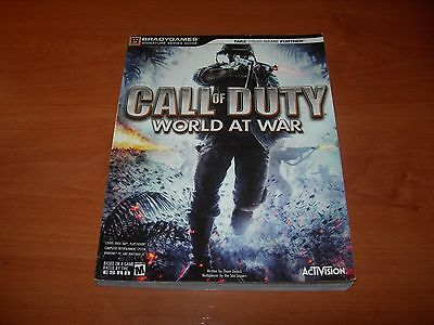 Call Of Duty World At War - Bradygames Official Strategy Guide (Guía En Inglés)