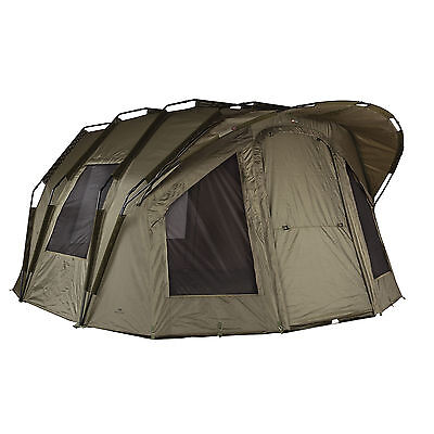 JRC Fishing Quad 2G XXL Bivvy Or Wrap- Ultra Light & Strong with Heavy Duty Pegs