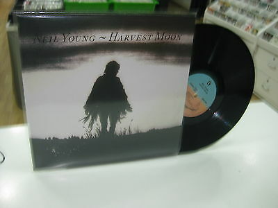 Neil Young Lp Harvest Moon German Reedition