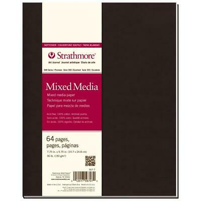 Strathmore Art Journal - Mixed Media - Softcover - Large - 64 Pages