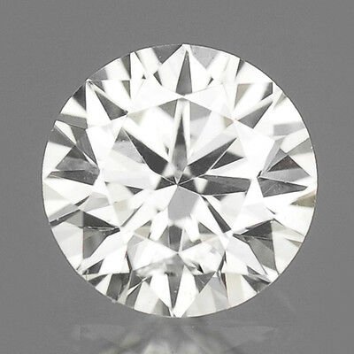 0.24 CT DIAMANT NATUREL BLANC SI1 3.85  x 2.43  mm 14978 SUBLIME