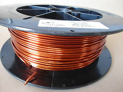 AWG 8 Copper Magnet Wire H200C High Temp (13.7 lbs)