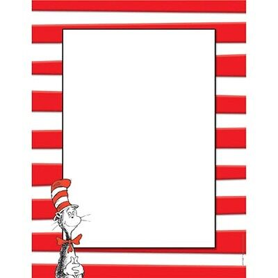 Dr. Seuss The Cat in the Hat Computer Paper