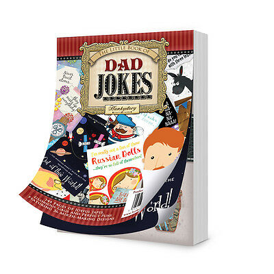Hunkydory - Little Book of Dad Jokes - LBK174