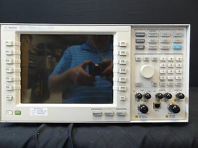Agilent E5515C 8960 Series 10 Wireless Communications T/S with 5.0HW