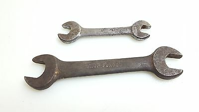 Vintage Pair of OLD USA Drop Forged Wrenches Wrench Ford Dodge Kit??