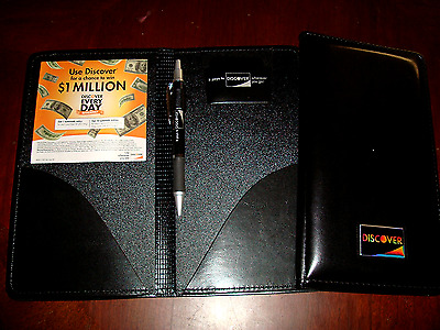 Waiter book  Restaurant Waitstaff Waiter Waitress Double Panel Checkbook