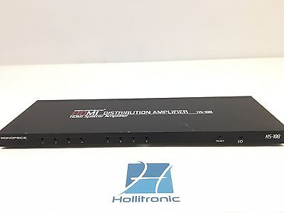Monoprice HS-108 8 Port HDMI Splitter Distribution Amplifier