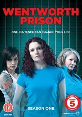 Wentworth Prison Complete Series 1 DVD All Episode First Season Original UK NEW