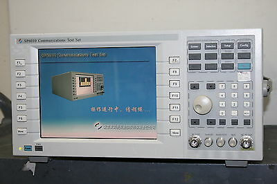 "StarPoint SP6010 Communications Test Set ""Make an Offer"""