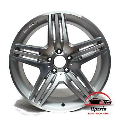 Mercedes E Class 2011 2012 2013 18 Rim Wheel Factory Oem Amg