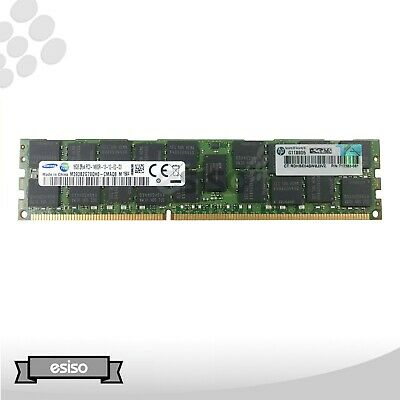 16GB DDR3 PC3-14900 1866MHz RDIMM HP 708641-S21 Equivalent Memory RAM