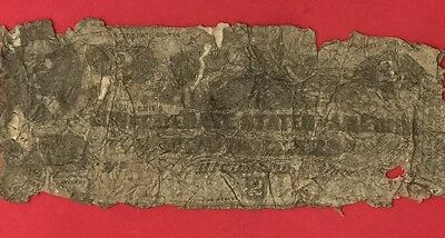 1862 $2 US Confederate States of America! DEUCE! Harder to Find! Old Currency!
