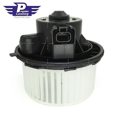 A//C Heater Blower Motor w// Fan Cage for Chevy GMC Cadillac Hummer