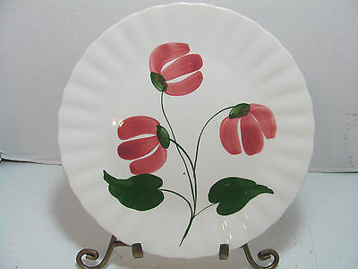 Blue Ridge Southern Potteries Mountain Bells Luncheon Plate