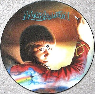 "Ex/ex! Marillion Kayleigh 12"" Vinyl Pic Picture Disc"