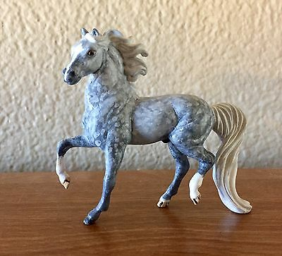 Breyer Stablemate New Mold Morgan CM To Dapple Gray By Erica Duffet
