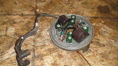 1974 Johnson Evinrude 6 hp stator coils points